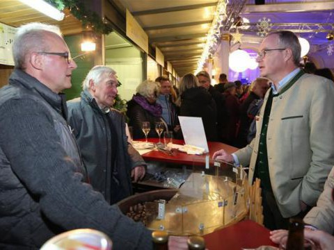 Adventmarkt 2019, Palais NÖ